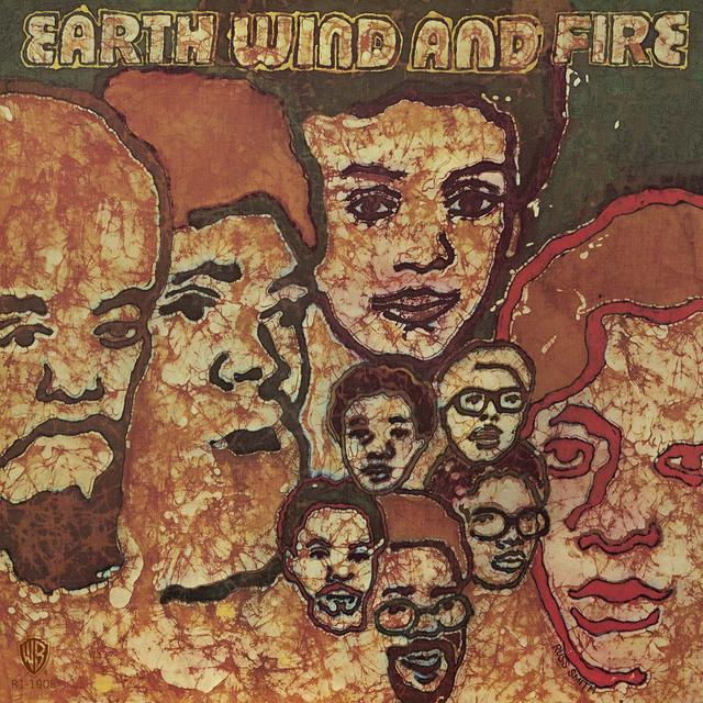 Earth, wind  fire - the best hits of - front