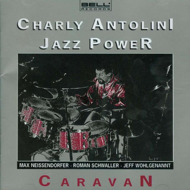 Charly Antolini