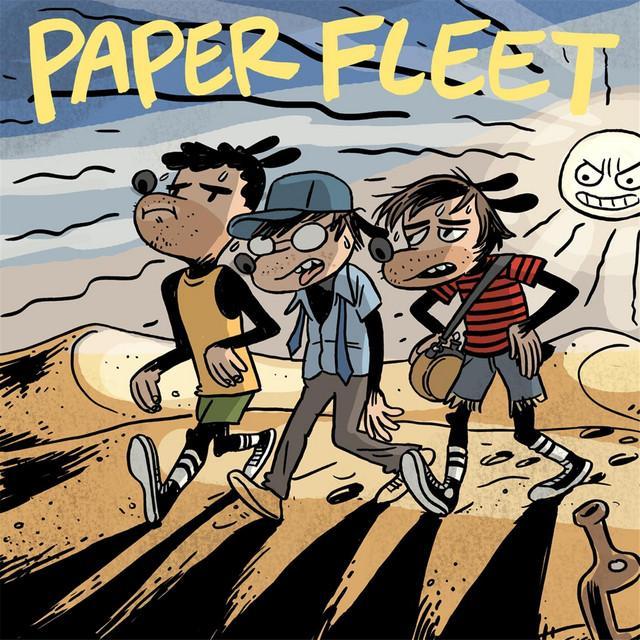 Paper Fleet