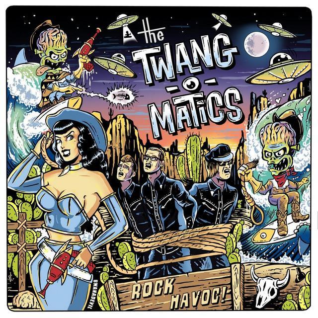 The Twang-O-Matics