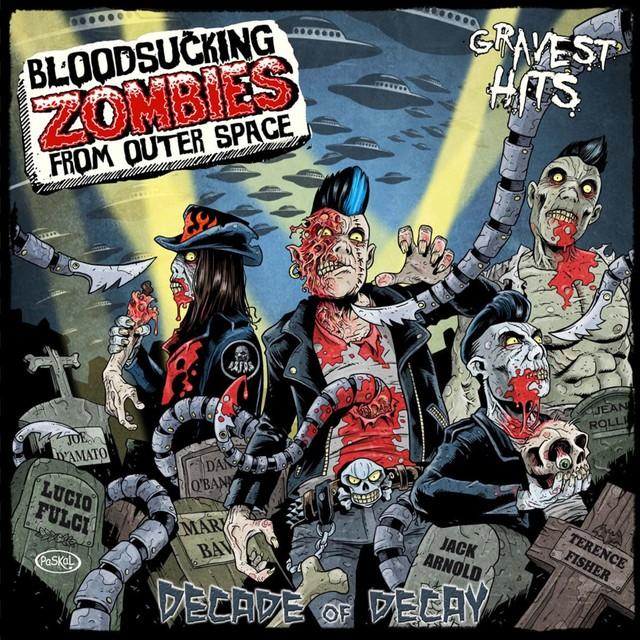 Bloodsucking Zombies From