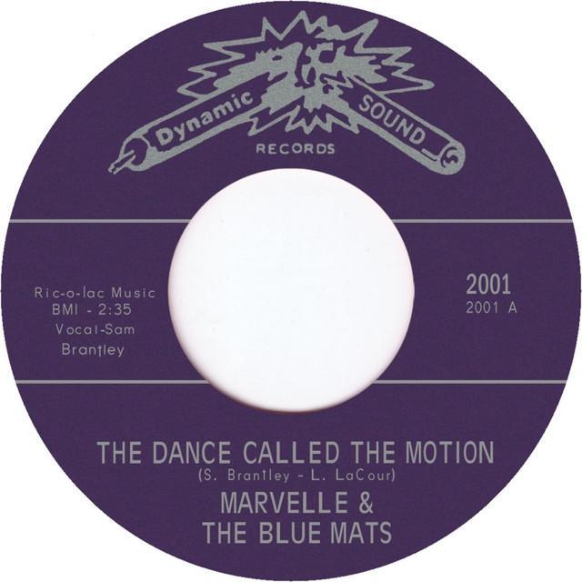 Marvelle & The Blue Mats