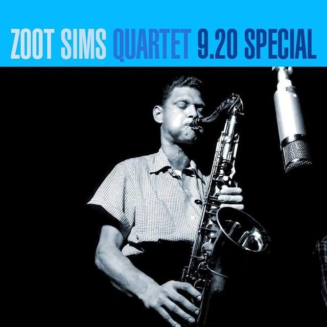 Sims Quartet Zoot