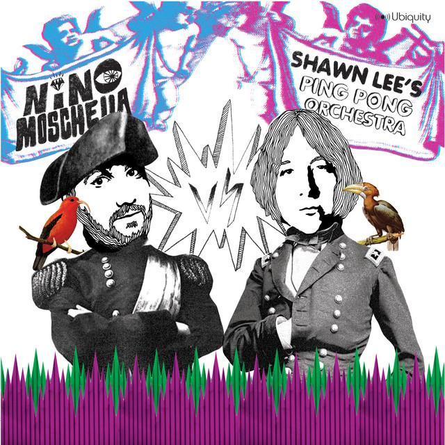 Shawn Lee / Nino Moschella