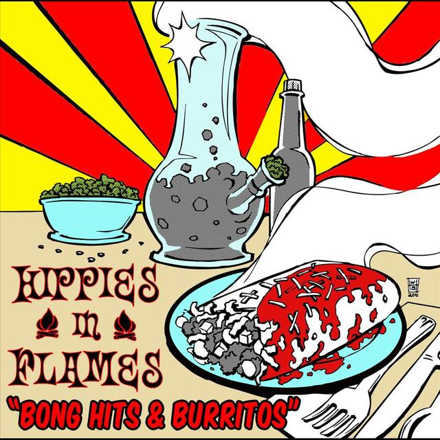 Hippies In Flames