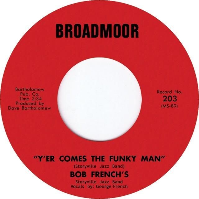 Bob Storyville Jazz Band Frenchs