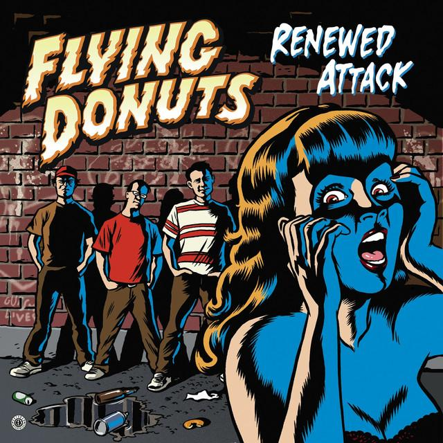 Flying Donuts