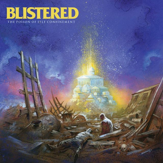 Blistered
