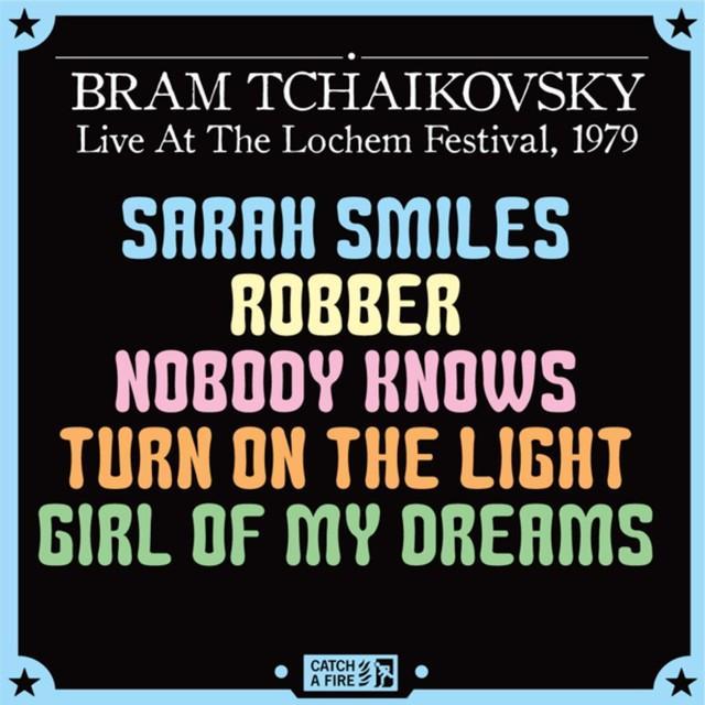 Bram Tchaikovsky