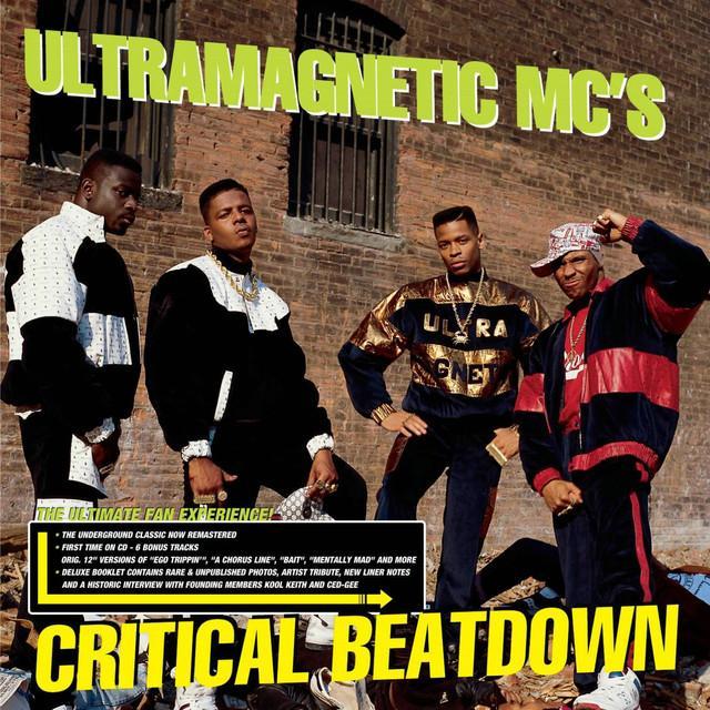 UltraMagnetic MC's