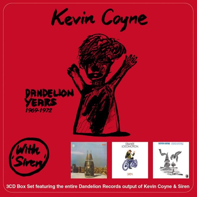 Kevin Coyne with Siren