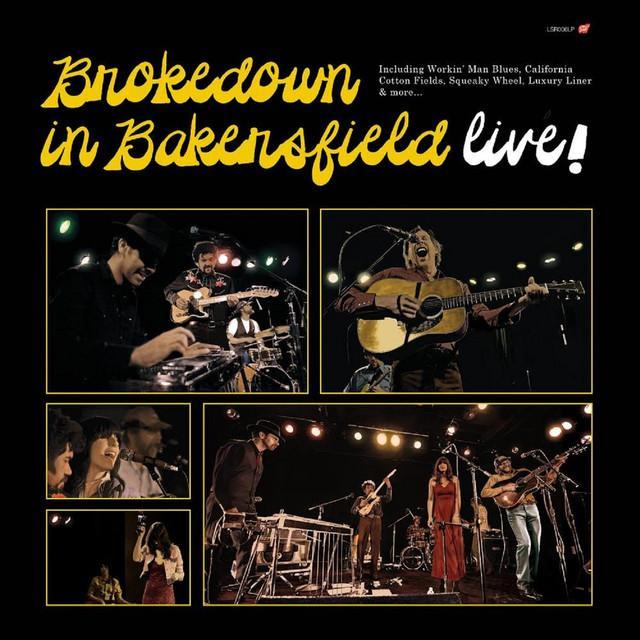 BROKEDOWN IN BAKERSFIELD