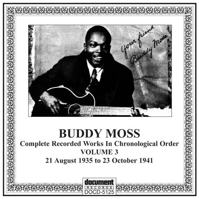 Buddy Moss