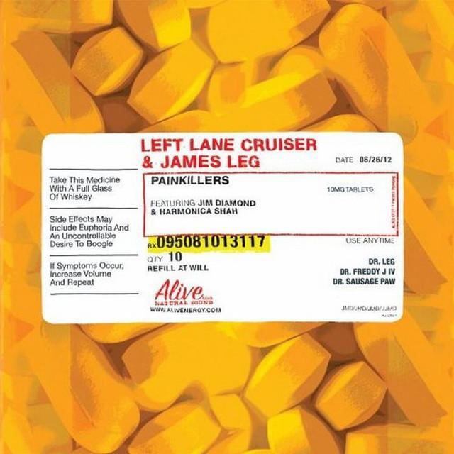 Left Lane Cruiser & James Leg