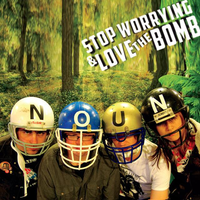 STOP WORRYING & LOVE THE BOMB