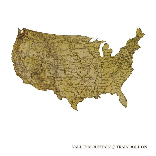 Valley & The Mountain