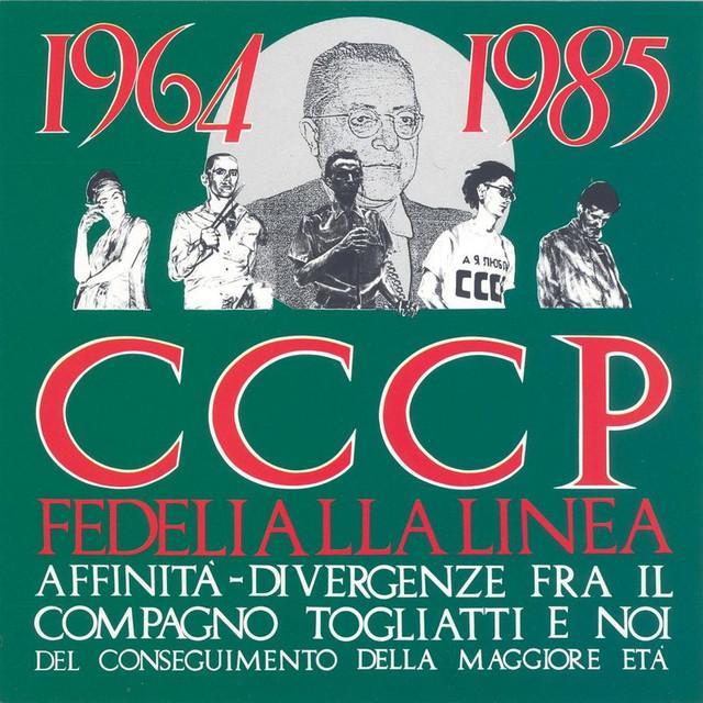 CCCP – Fedeli Alla Linea