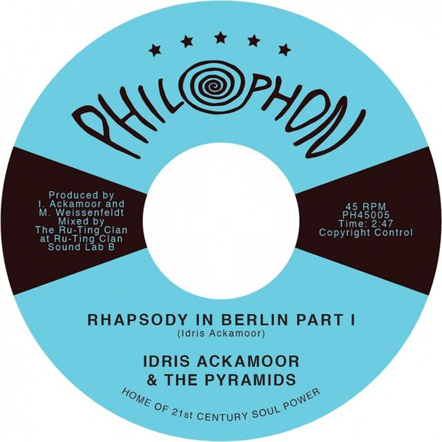 Idris Ackamoor & The Pyramids