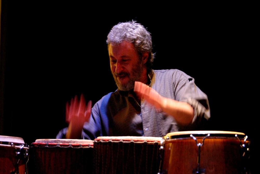 Adam Rudolph