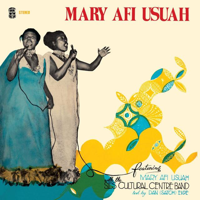 Mary Afi Usuah
