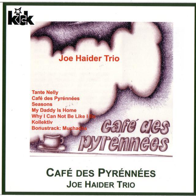 Joe Haider Trio