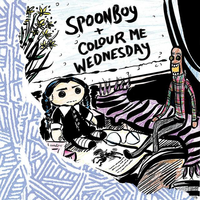 SPOONBOY / COLOUR ME WEDNESDAY
