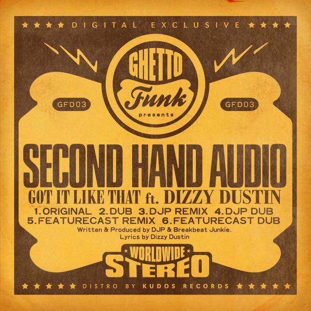 SECOND HAND AUDIO