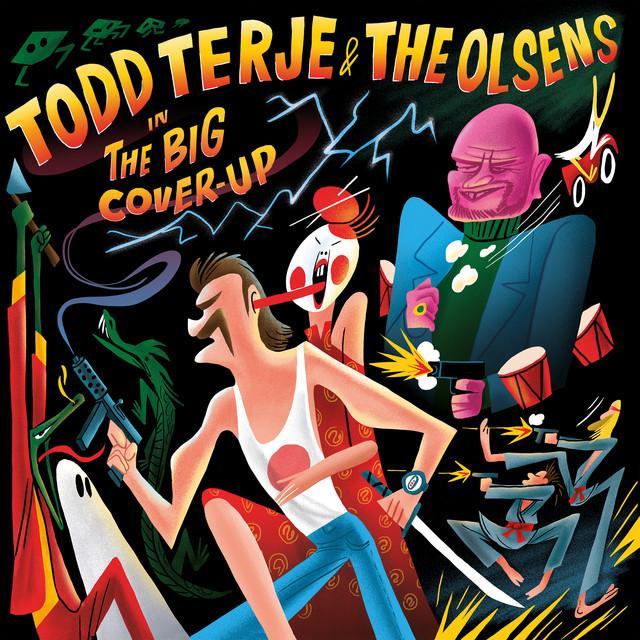 Todd Terje & Olsens
