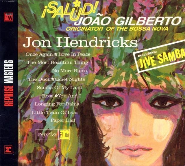 Jon Hendricks