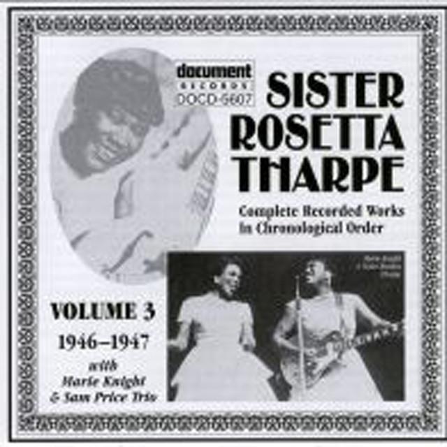 Rosetta Sister Tharpe