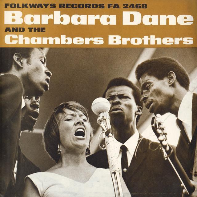 Barbara Dane and the Chambers Brothers