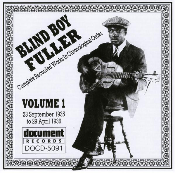 Blind Boy Fuller