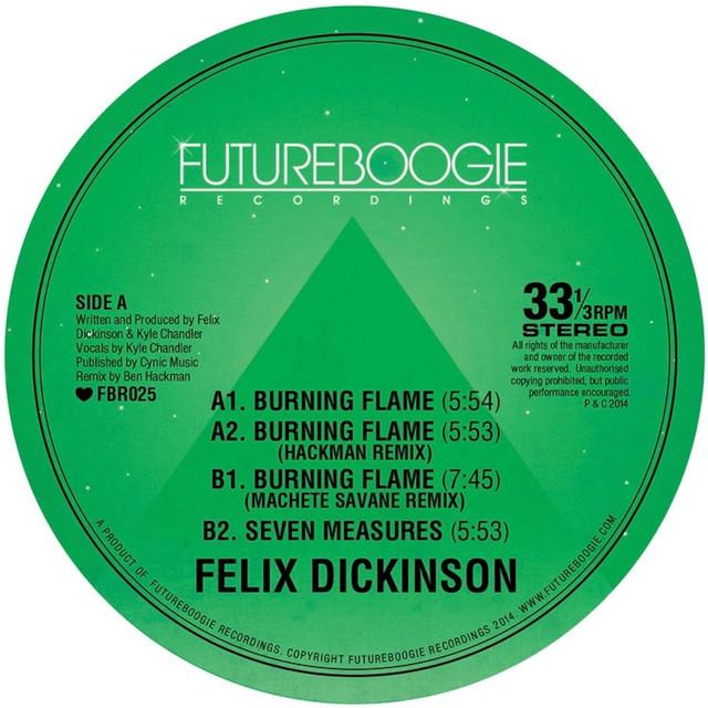 Felix Dickinson