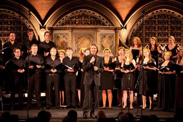 Eric / Eric Whitacre Singers Whitacre