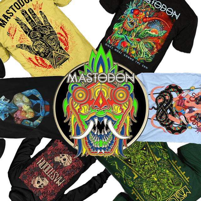 Between The Buried And Me merch