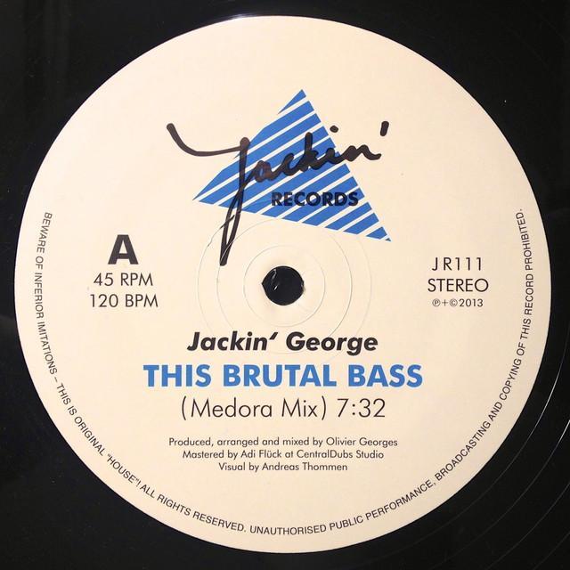 Jackin George