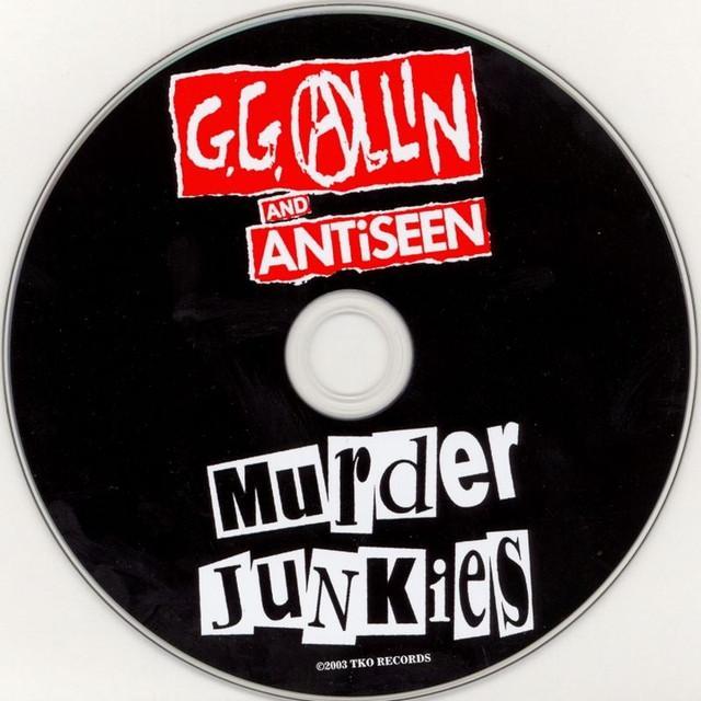 Gg Allin & Antiseen