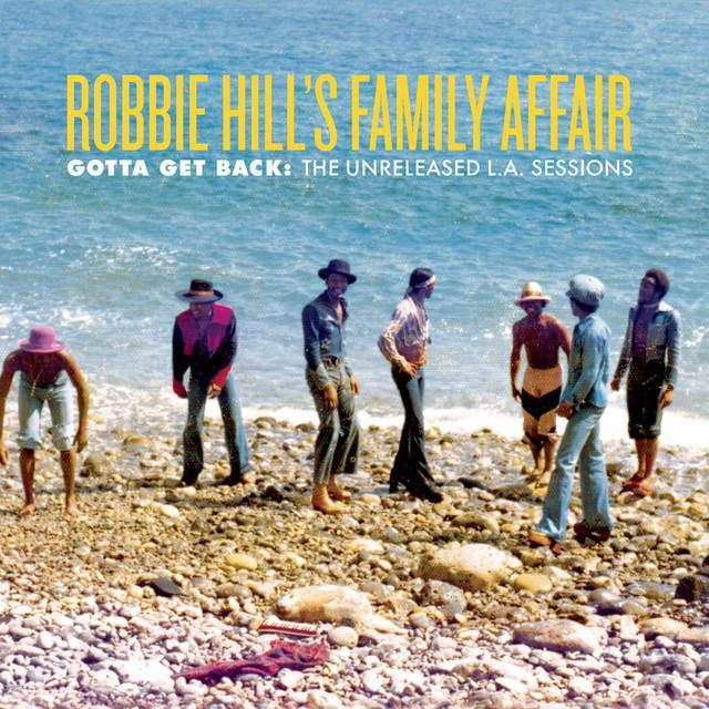Robbie Hill'S Family Affair
