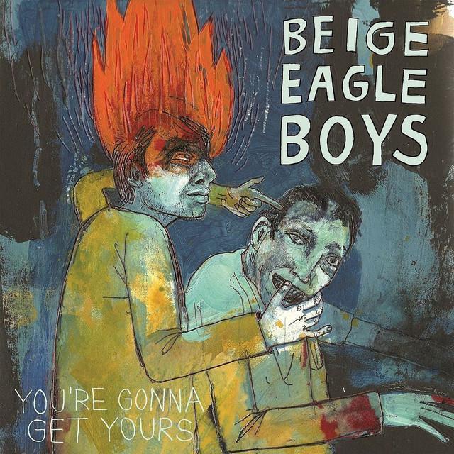 Beige Eagle Boys