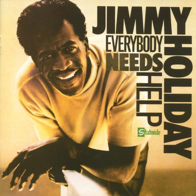 Jimmy Holiday