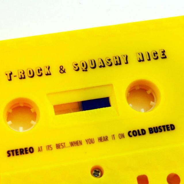 DJ T-Rock & Squashy Nice