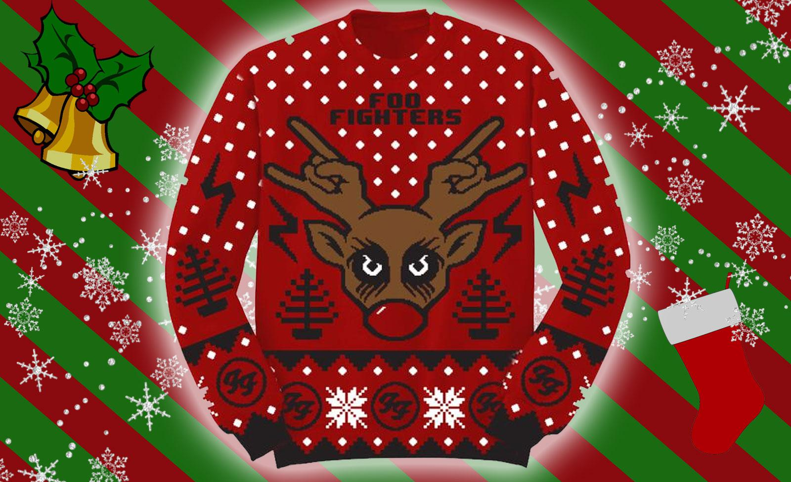 Ugly Holiday Sweaters More