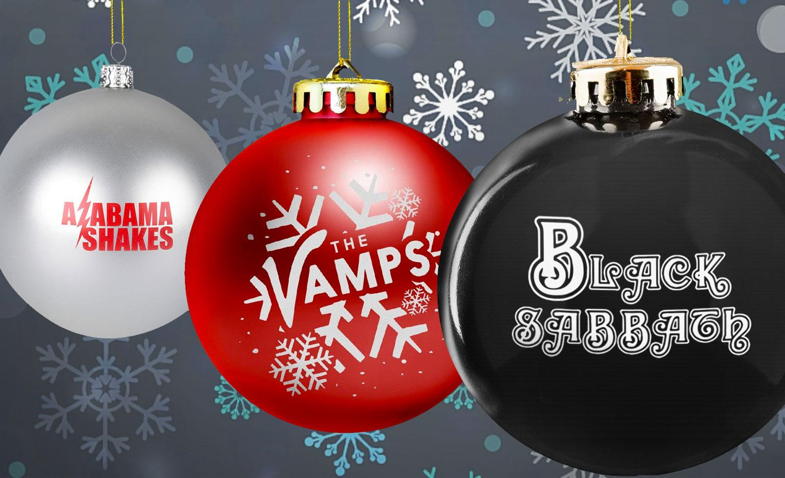Ornaments, Stockings & More from Your Favorite Artists!