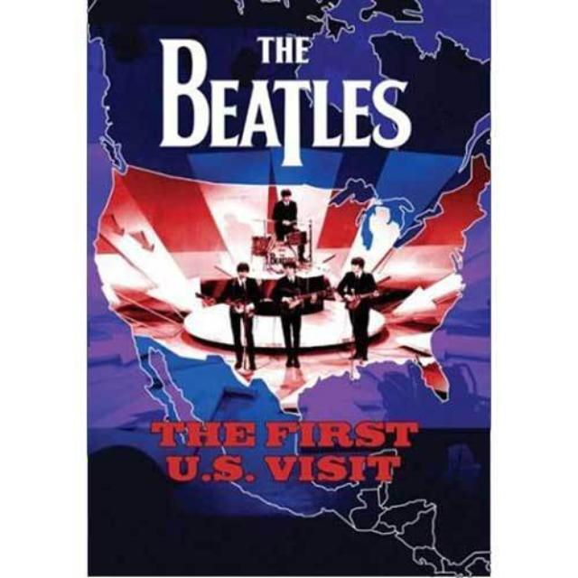 The Beatles First US Visit DVD