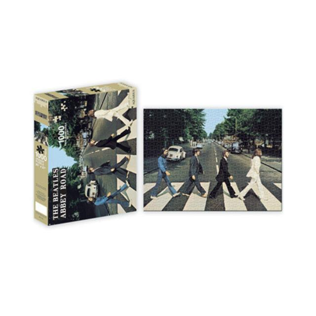 The Beatles Abbey Road Album Cover Puzzle