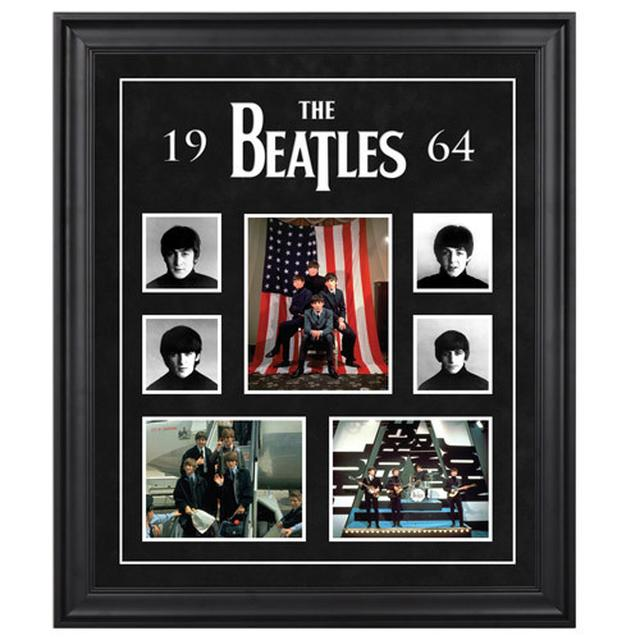 "The Beatles ""1964"" Framed Presentation"