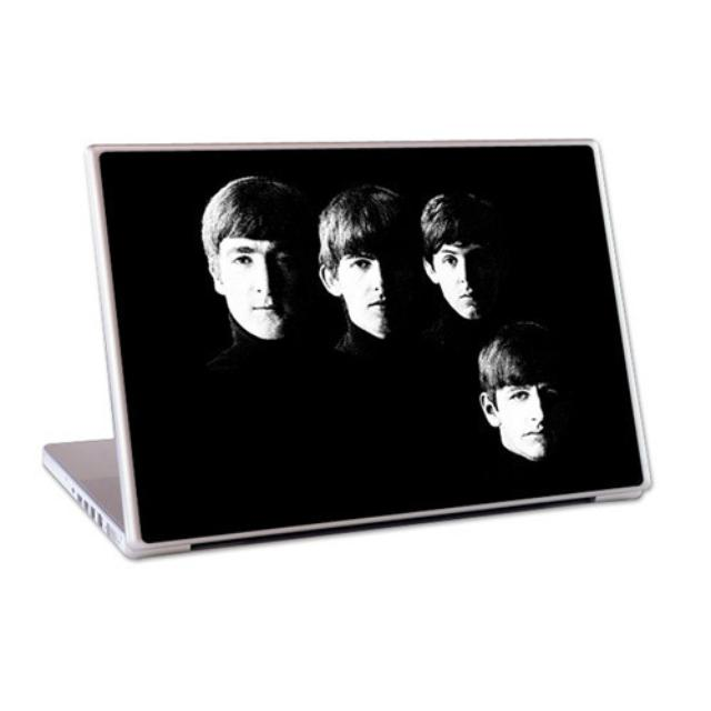 "With The Beatles 13"" Lap Top Skin"