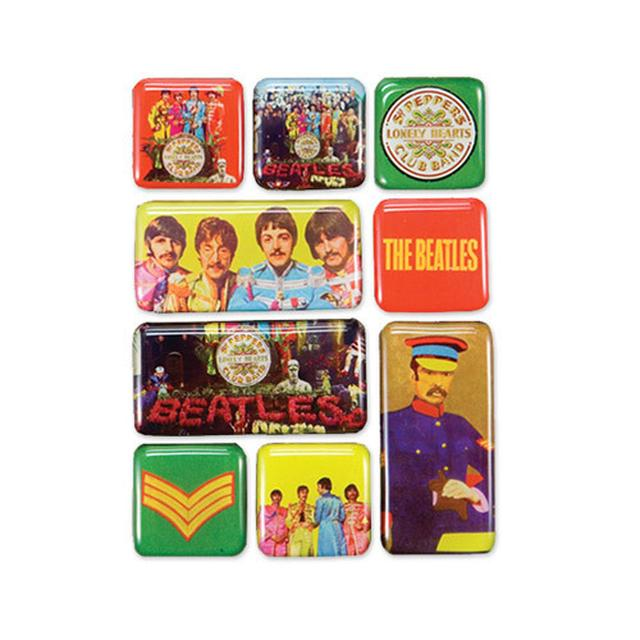 The Beatles Sgt. Pepper's Magnet Set