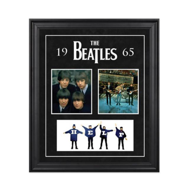 "The Beatles ""1965"" Framed Presentation"