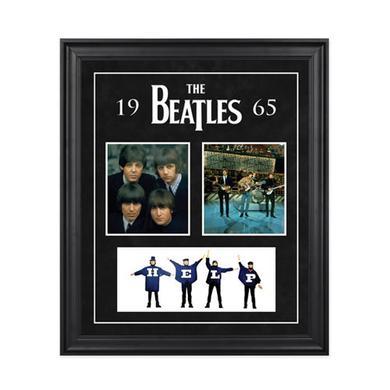 """The Beatles """"1965"""" Framed Presentation"""
